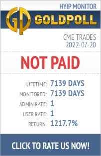 CME Trades HYIP Details on GoldPoll
