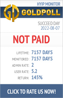 Succeed Day HYIP Details on GoldPoll