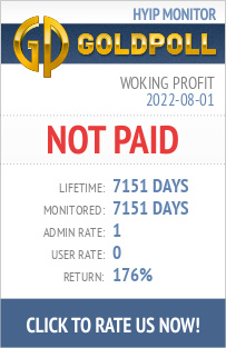 Working Profit HYIP Details on GoldPoll